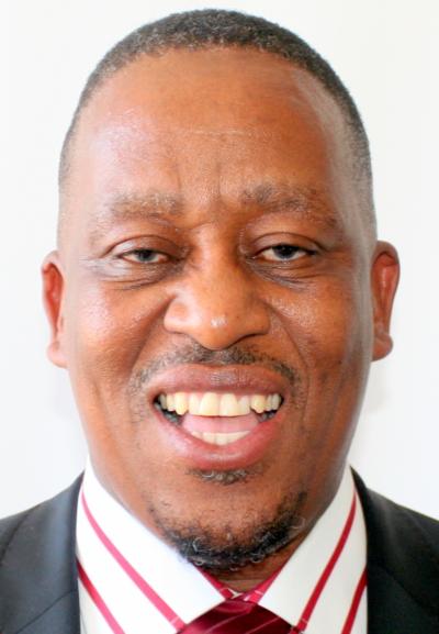 Advocate Rolly Dumezweni